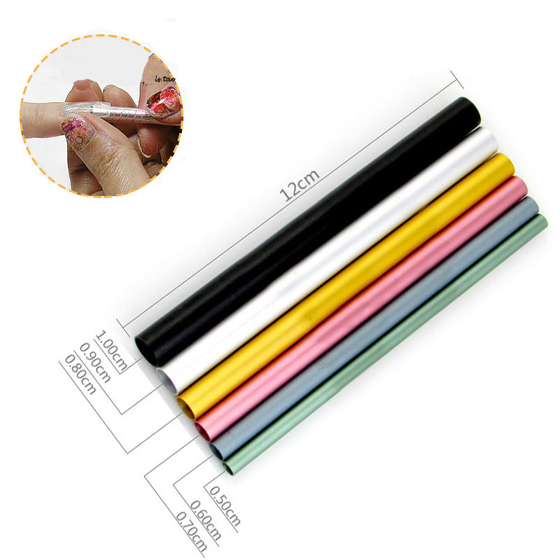 Wholesale Nail Art Tools Kit Set Acrylic Nail Shaping Tube Bar ...
