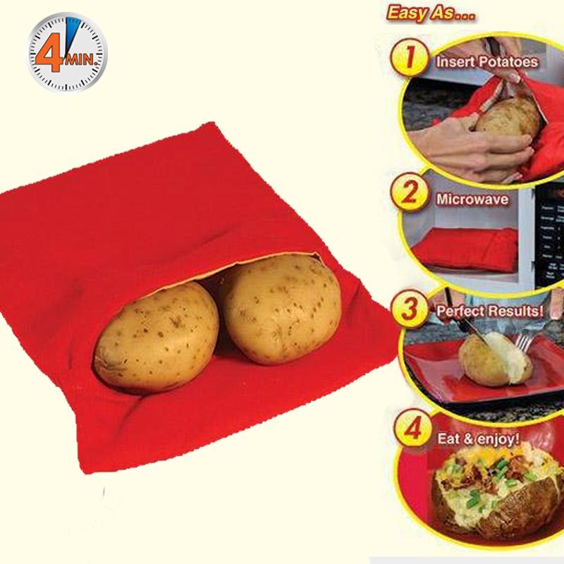 Four de pommes de terre promotion achetez des four de for Cuisson pommes de terre micro ondes sac plastique
