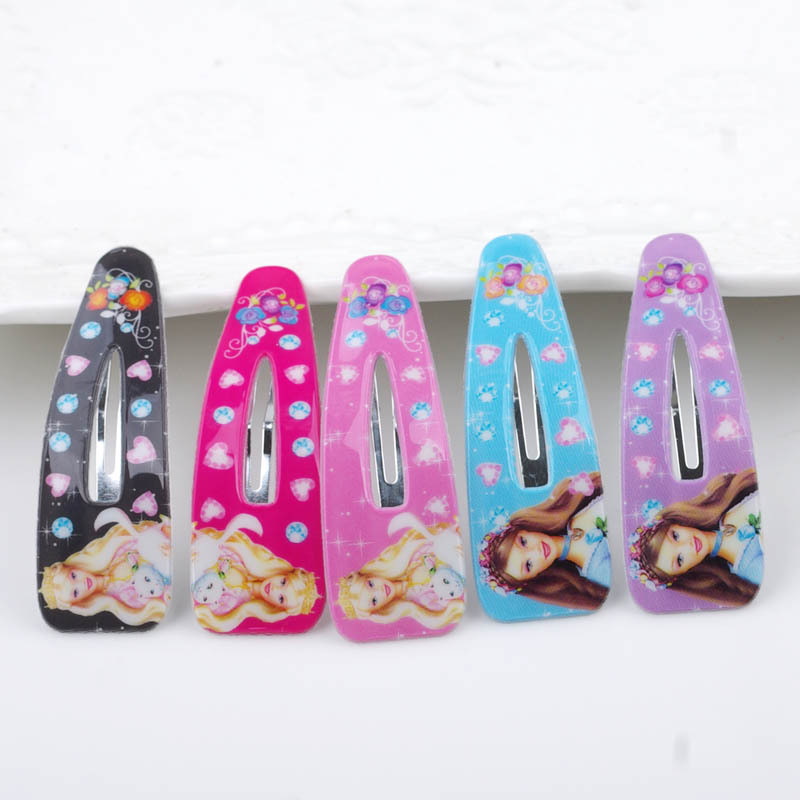 Side-knotted clip hairpin hair clip large size hair maker tools Hair accessory accessories wholesale new style 40pcs/lot(China (Mainland))