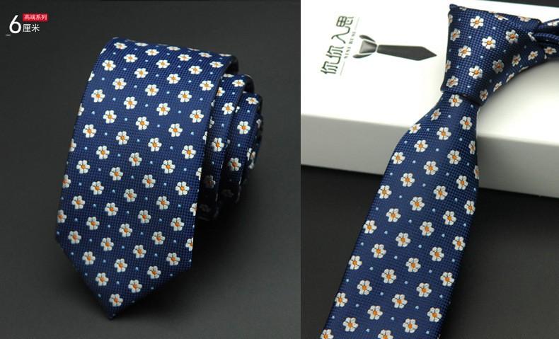 high quality cravatta 6 cm gravatas homens jacquard slim 6cm for men ties designers fashion narrow necktie corbatas hombre 2016