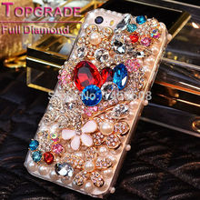 Buy ZTE Blade L2 L3 G LUX Q Lux V6 D6 Nubia V5 Z7 Z9 Z11 max Z5S mini Handmade Luxury Rhinestones case Crystal cover Love Style for $11.99 in AliExpress store