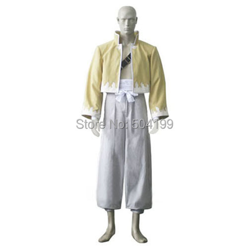 Fullmetal Alchemist Ling Yao Cosplay Costume Adult Size - Issac cosplay store