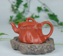 new Creative Chinese kungfu Yixing purple clay teapot tea set zhuni hand made pot Plum flower Piling style tea pot free shipping