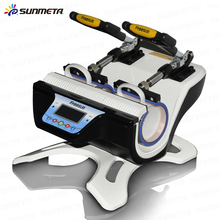 ST-210 Freesub Mini double-station Mug Press Machine For doing mugs,220V(China (Mainland))