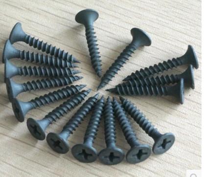 Steel plasterboard wall nails dry wall screw wood fiber board screw self tapping screws M3.5*20(China (Mainland))