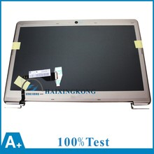 New Champagne 13.3″ laptop LCD screen assembly for Acer Aspire S3 S3-391 ms2346 + webcam cable B133XTF01.1 B133XW03 V3