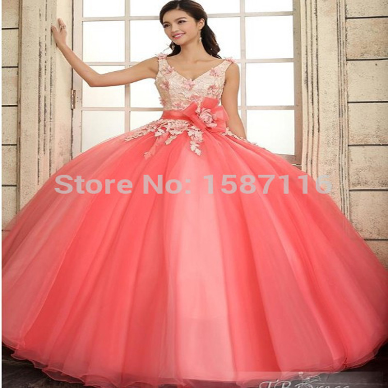 Debutante Gown Rushed Sale Custom Dress For 15 Years Cheap ...