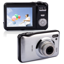 New HD 720P 2.7 Inch TFT LCD 14MP Digital Video Recorder Camera 4X Digital Zoom Support English Russian Version Lucky