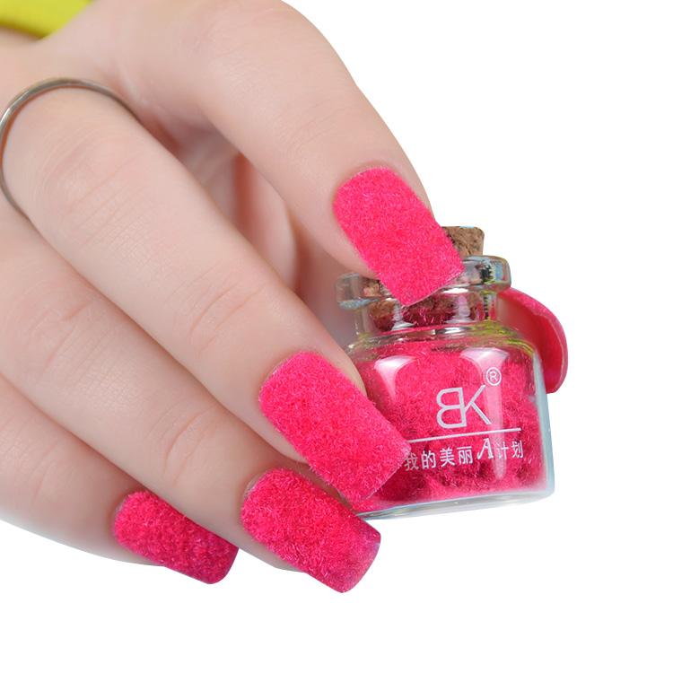 Velvet bk nail polish oil bottle 10 villus noble velvet nail polish oil velvet supplies(China (Mainland))