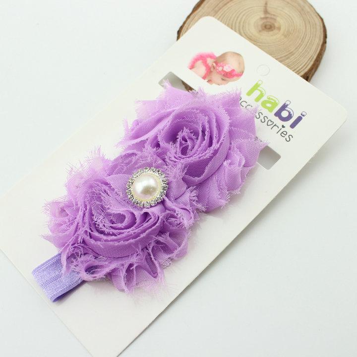 9Styles New Design 2015 Infant flower headband Baby pearl hairband Toddler girls Rose Flower headbands For Christmas Gift(China (Mainland))