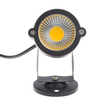 Led cob lampade di prato illuminazione esterna 12 v 3*1 w ip65 impermeabile led garden pond path flood spot lampadine a risparmio energetico(China (Mainland))