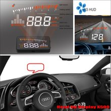 Buy Car HUD Head Display Audi R8 2015 2016- Safe Driving Screen Projector Refkecting Windshield for $59.80 in AliExpress store