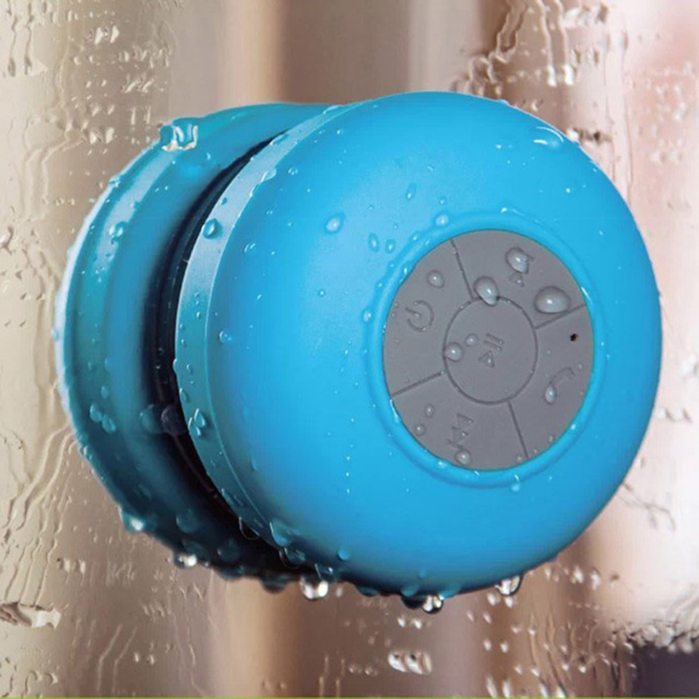 Bleutooth Mini Subwoofer Wireless Portable Waterproof Bluetooth Speaker Shower Audio Receiver for iPhone Xiaomi Phone Hoparlor(China (Mainland))