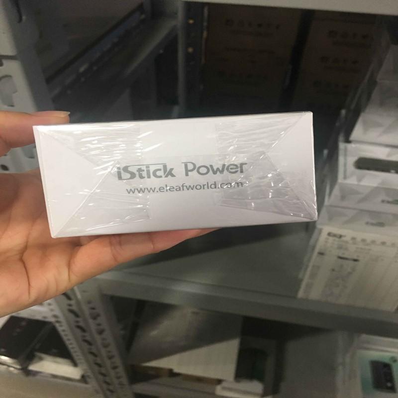ถูก Eleaf iStickพลังงาน80วัตต์tcสมัย5000มิลลิแอมป์ชั่วโมงในตัวแบตเตอรี่อิเล็กทรอนิกส์บุหรี่iStick PICOล้าน/ijust 2ชุด/Eleaf iStick Picoชุด