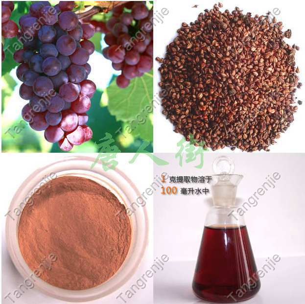 Free shippingWater soluble grape seed extract 95% 500g ,natural grape seed extract powder 95%<br><br>Aliexpress