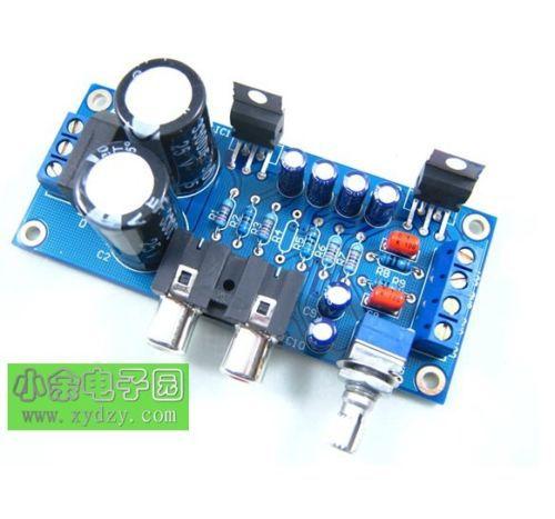 2pcs TDA2030A Stereo Audio Power Amplifier OCL 18W+18W Two Dual Channel Amp DIY<br><br>Aliexpress