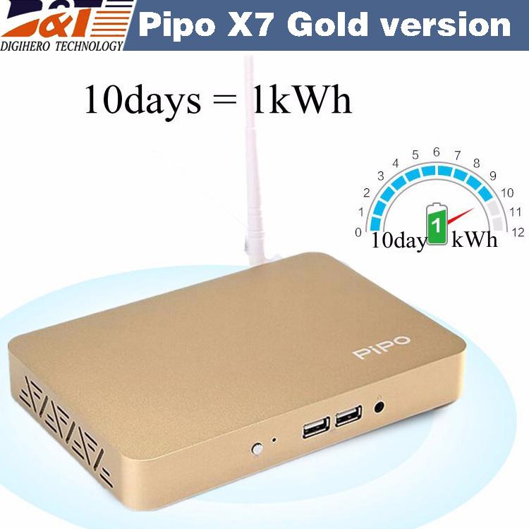 Мини ПК PiPO X 7 S 8.1 /pc TV 32 Intel 2,16 HDMI TF LAN Multi windowS Pipo X7 pipo p4 в воронеже