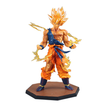 "Buy 6.8"" Dragon Ball Z Super Saiyan Goku Son Gokou Boxed PVC Action Figure Model Collection Toy Gift Free #DB for $15.68 in AliExpress store"