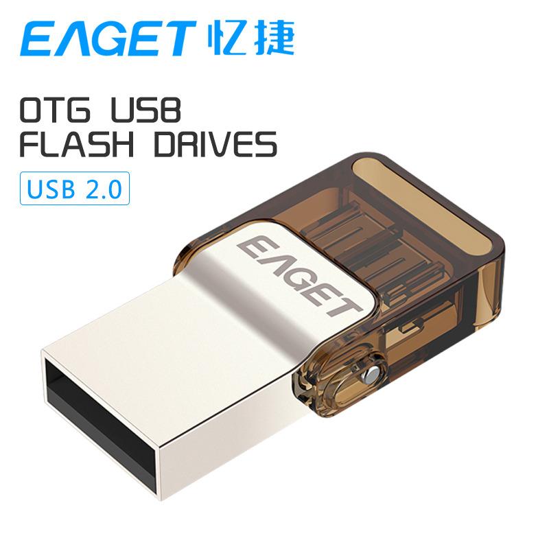 eaget v9 usb 2 0 flash drive micro usb otg 8gb 16gb 32gb drive for smart phone pen drive memory. Black Bedroom Furniture Sets. Home Design Ideas