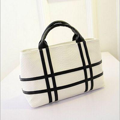 New Arrival Fashion Men's Travel Shoulder Bag Vintage Canvas Large