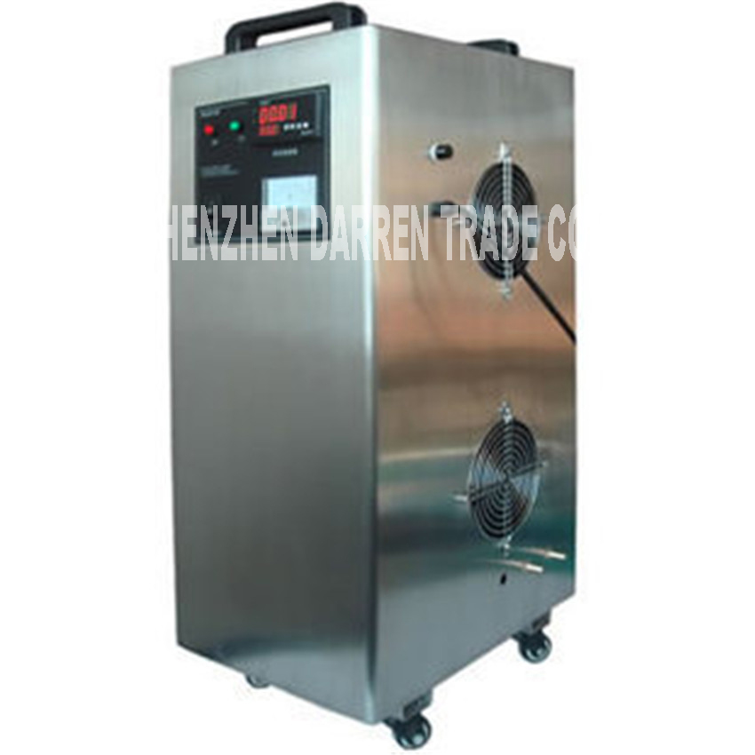 20 g / h ozone air purifier machine and water (paint solvents, Formaldehyde, Pollutants, Viruses, Bacteria) 390W(China (Mainland))