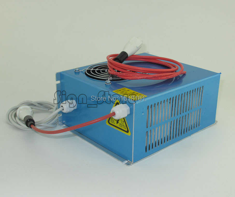 RECI 80W 90W Z2 S2 Co2 Laser Tube Power Supply HY DY10 for Laser Cutting Engraving Machine(China (Mainland))