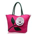 Ethnic Style Retro Handbag Women Large Capacity Practical Succinct Shoulder Bag Fashion Casual Utilitarian Ladies Crossbody
