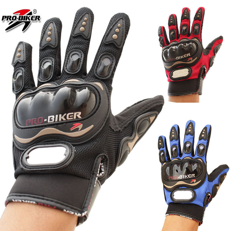Pro-Biker Motorcycle Gloves MOTO Racing gloves Knight Urban Riders Luvas Motocross Motorbike Gloves guantes ciclismo invierno XL(China (Mainland))