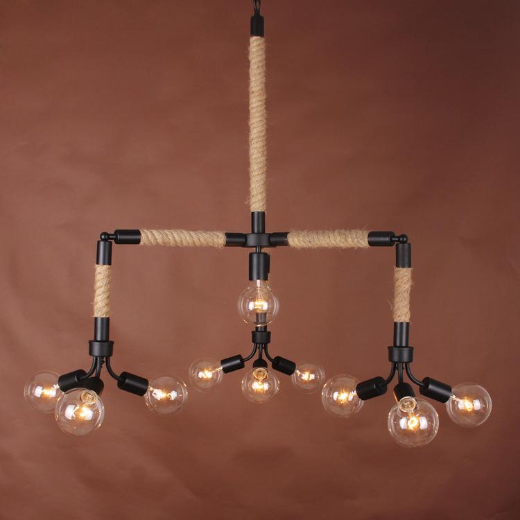 edison ampoule lampes lanternes de tude r tro corde de. Black Bedroom Furniture Sets. Home Design Ideas