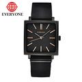 Fashion Casual Nylon Strap Men Watches Luxury Square Sport Watch Quartz Male Black Clock relogio masculino