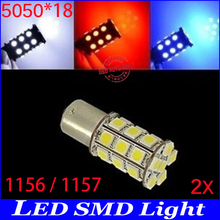 1156 18SMD Car LED reading lamp car dome light indoor light LED dome light LED reading lamp for car Clearance Light(China (Mainland))
