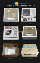 High Precision JGAurora Prusa 3d printer fast printing offline print with 4G SD card 2 rolls