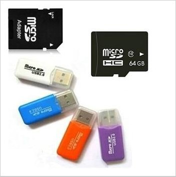 10 (real capacity 8GB) micro ship 32gb SDHC TF Flash Memory Card class free SD adapter + card reader - Charm techonology Co. ltd store
