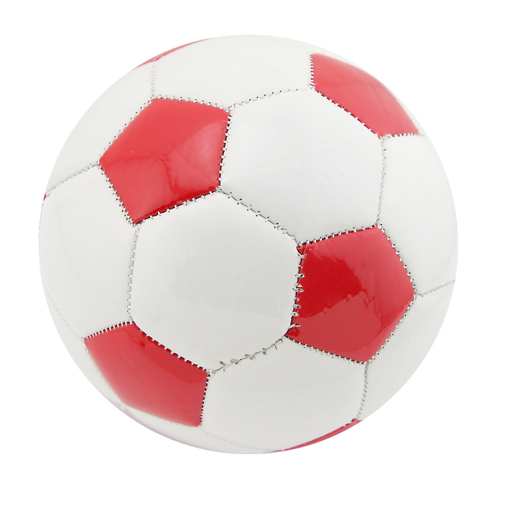 PU Soccer Ball Kid Child Playing Small Extra Strong Sports Soccer Football Size 2 15cm Random Color(China (Mainland))