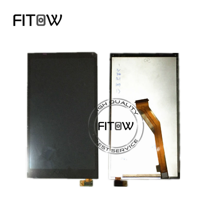 Fitow Brand 100% tested LCD For HTC 816 LCD Display With Touch Screen Digitizer Assembly No Dead Pixel No Dust(China (Mainland))