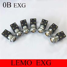 Buy LEMO connector EXG 0B 2 3 4 5 6 7 9 Pin Elbow Socket Printed Circuit Two Nuts LEMO EXG.0B.30*.HLN PCB for $14.44 in AliExpress store