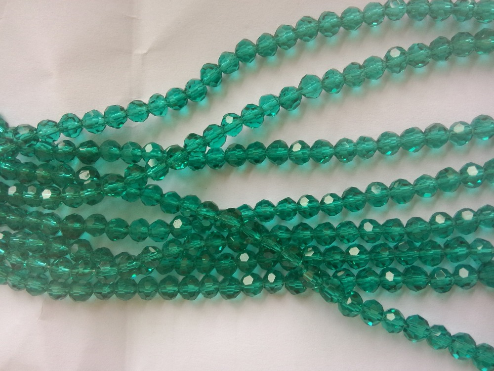 product  Blue zircon  3mm 150pcs/lot  Crystal  Rondelle glass beads  Loose Beads  glass shining eads