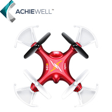 Brand Syma X12S Nano Micro 2.4G Remote Control Helicopter Headless 6-Axis Mini RC Quadcopter Kids Gift Toys