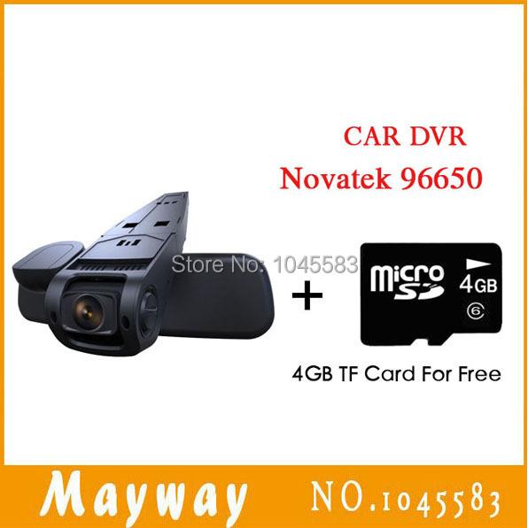 Best Selling Novatek 96650 170 Degree Wide Angle Mini Car Dvr Camera Full HD Dash Cam Video Recorder Night Vision G-sensor(China (Mainland))
