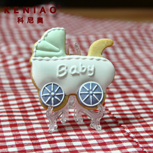 Baby Stroller Metal baking CookieCutters Stencils ,Hot Sale,Fondant cookie Moulds,kitchen accessorie, fun popular tools.DIY