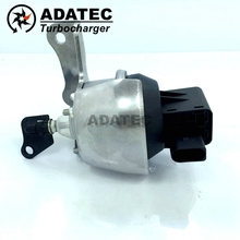 Electronic wastegate 49T7707535 076145702C, 076145702CV turbocharger Vacuum actuator for VW Crafter 30-50 Kasten 2E_ 2.5 TDI ab