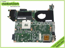H000022970 Laptop Motherboard for Toshiba Satellite U505 U500 Series Intel HM55 chipest DDR3 69N0VGM1PA03 Mainboard