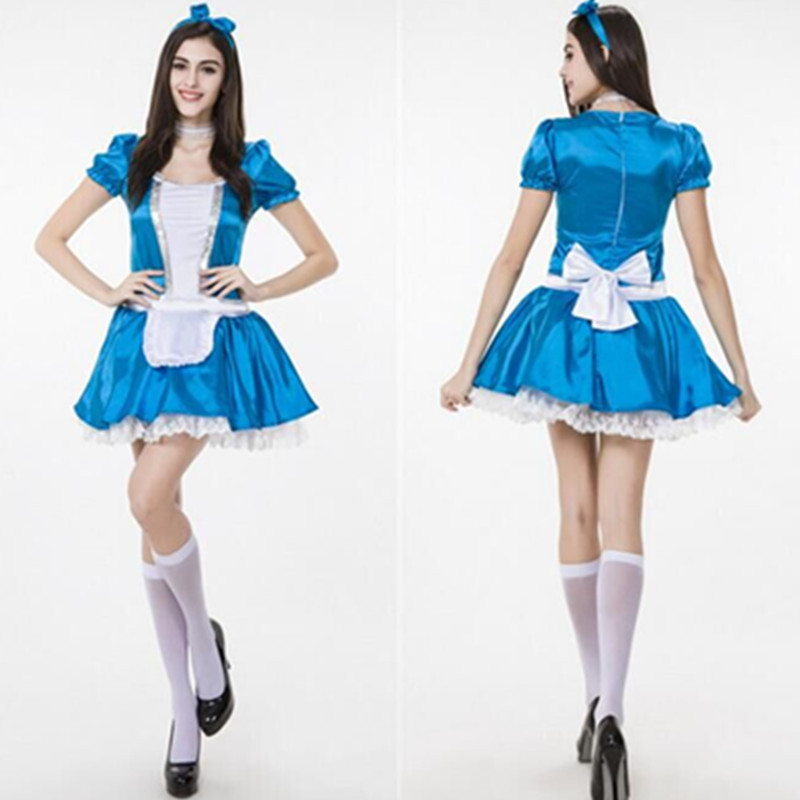 Girl Costume Alice Promotion-Shop for Promotional Girl ...