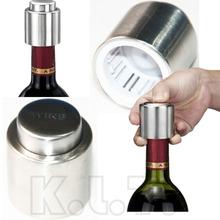 1 pz il sigillo up shiatsu sughero vari sughero del vino cavatappi bottiglia di vino stopper ossigenante pourer vino tie plug bung tappo(China (Mainland))