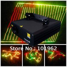 Christmas light RGY laser light DMX ILDA dj disco party club lighting in sale(China (Mainland))