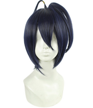 Buy blue black wig cosplay chuunibyou demo koi ga shitai wig blue short wig anime hair wig halloween party supplies for $23.90 in AliExpress store