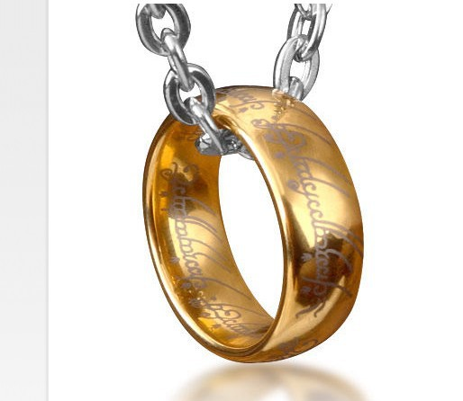 silver tungsten frodo lord of the rings quot the one ring