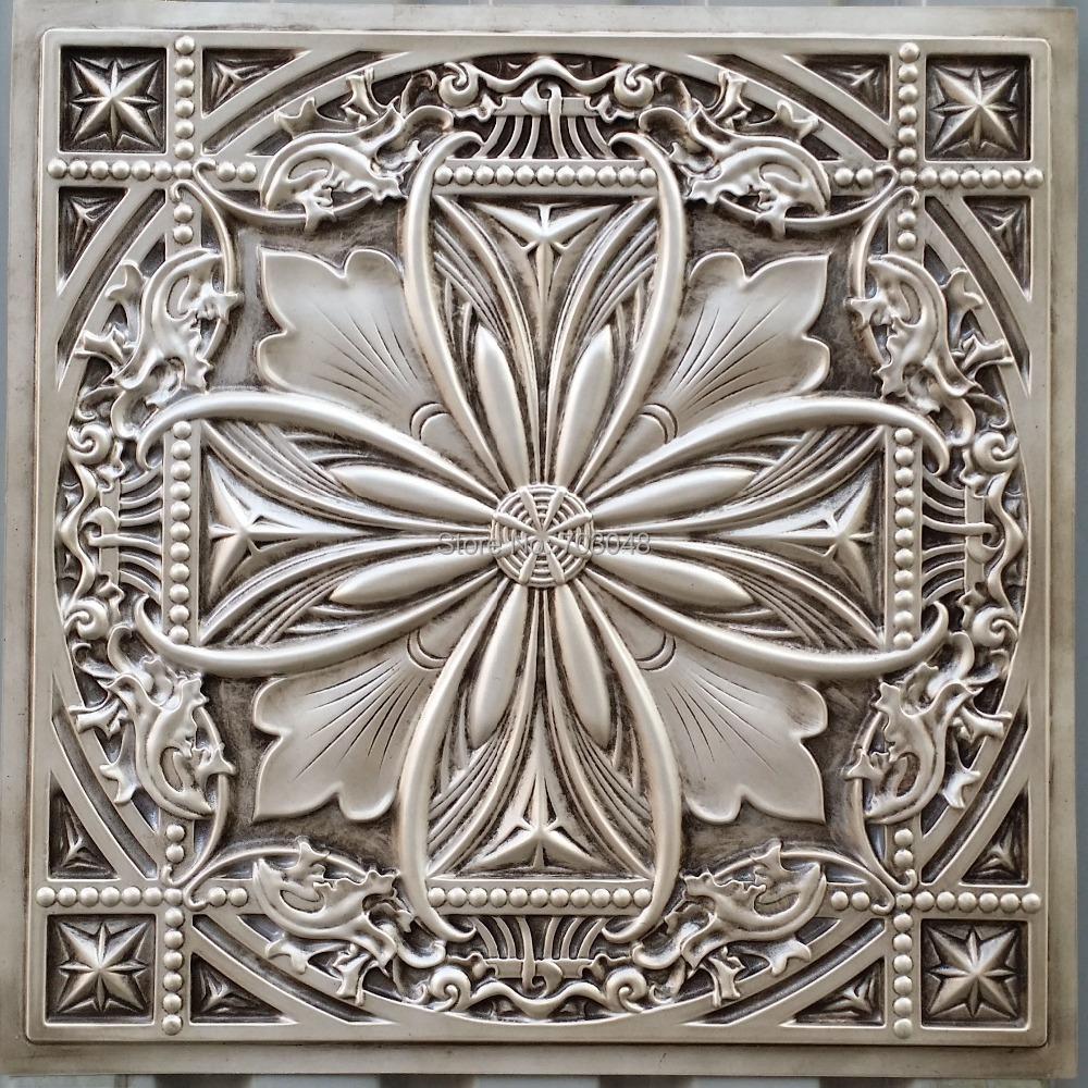 Online get cheap decoratieve plastic plafond tegels  aliexpress ...