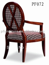 Modern Style Solid Wood Cross Back Chair PFC072(China (Mainland))
