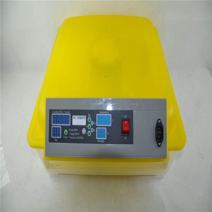 Home Automatic Egg Incubator 48 Eggs Chicken Incubator Brooder Duck Eggs Incubators(China (Mainland))